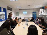 El CAVI acoge la organizaci�n de un Taller de Prevenci�n de Agresiones Sexuales dirigido a mujeres j�venes de Totana