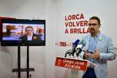 Diego José Mateos (PSOE) pide un debate 'cara a cara' con Fulgencio Gil Jódar (PP)