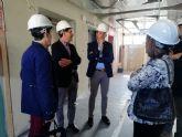 Las consultas de pediatr�a del centro de salud  San Diego de Lorca se trasladar�n en breve al nuevo espacio