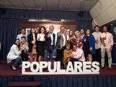 Presentación de la candidatura del PP de Pliego