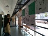 El Campus de la UCAM de Cartagena acoge la exposición 'Entre científicas' de la Fundación Séneca
