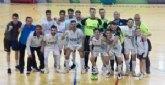 """Victoria de prestigio de Zambú CFS Pinatar contra Movistar Inter """"B"""" en Alcalá de Henares (2-4)"""