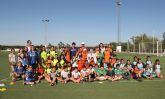 500 niños participan en los Juegos Deportivos Escolares