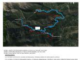 Cortes de carreteras en Sierra Espuña el domingo 5 de junio