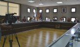 El Pleno aprueba la moción para la protección del Mar Menor