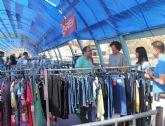 Puerto Lumbreras acoge una nueva edición del Mercadillo 'Comercio Lumbrerense' este fin de semana