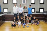 Los más pequeños de la Escuela de Fútbol Base finalizan la temporada campeones de liga y copa
