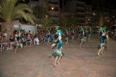 El carnaval de verano de puerto de Mazarrón se celebrará el sábado 15 de julio