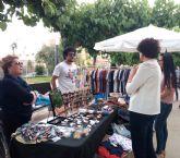 Una decena de comercios participan en la Fiesta del Comercio