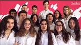 Los alumnos del Colegio Reina Sofía se convierten en youtubers educativos y necesitan tu voto