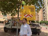 Las nuevas luminarias smart instaladas en El Infante proporcionan información individual para facilitar su mantenimiento