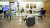 El Gobierno regional solicita que la Regi�n de Murcia pase a la Fase 3 de la desescalada