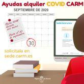 Se abre el plazo de solicitud de la ayuda de alquiler por motivos del Covid-19