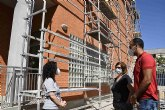 La Concejalía de Educación aprovecha la inactividad en los centros para reparar algunos colegios