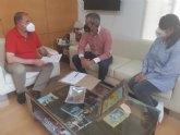 Recepcionan la concesi�n de ayudas de dos proyectos en el marco del Grupo de Acci�n Local �Territorio Campoder�