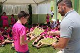 Clausurado con éxito el Campus Educativo 'Villa de Puerto Lumbreras'
