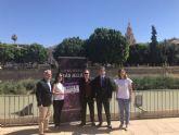 La Asociación Murciana de Disfagia Infantil y Botón Gástrico recibe 2.000 euros del Congreso Más Allá