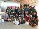 Más de 200 acreditados a Geopacheco han disfrutado del evento este fin de semana en Torre Pacheco