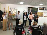 37 usuarios de Alma-Ata Salud participaron en el acto de clausura que se celebró en el Centro de Día de Torre Pacheco