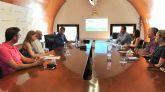 El director de Transportes reúne a la primera mesa territorial del transporte para recabar propuestas de los municipios del Valle del Guadalentín