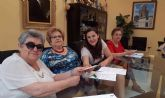 El Ayuntamiento de Caravaca colabora con las tres delegaciones locales de Cáritas