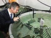 Los empresarios acuícolas contarán con un tercer polígono en la costa de Lorca