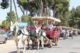 San Pedro del Pinatar celebró su XV encuentro de carruajes