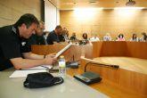Se celebra una reuni�n de la Mesa de Coordinaci�n Policial para la Protecci�n de las V�ctimas de Violencia Dom�stica y de G�nero en Totana
