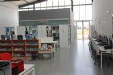 La modernización informática de la biblioteca de La Estación-Esparragal, uno de los proyectos aprobados por 'Campoder'
