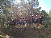 Entrenamiento cadetes BTT - Federación de Ciclismo de la Región de Murcia