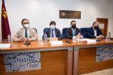 L�pez Miras destaca la unidad de Lorca y su comarca en defensa del Tajo-Segura