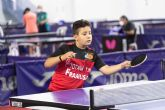Resultados del Framusa Totana en los Campeonatos de Espa�a de Tenis de Mesa benjam�n, infantil y sub-23