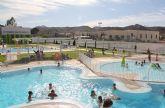 Las piscinas de verano de Puerto Lumbreras registran 5.116  entradas en el mes de julio