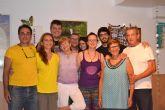 Clausura del I Curso de de Formación y Entrenamiento en iCreative Coaching en San Pedro del Pinatar