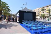 �Un patrimonio de cine� regresa al Puerto de Mazarr�n con cine de verano sobre arqueolog�a, historia y la ciudad encantada