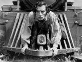 'El maquinista de la General', con música en directo, inaugura mañana el ciclo de cine en la playa de Santiago de la Ribera
