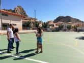Las obras de mejora en el colegio Jesús García Candel de Ricote beneficiarán a más de 50 alumnos
