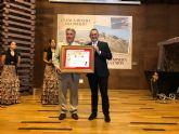 José Joaquín Hernández recibe el 'Castillete de Oro'