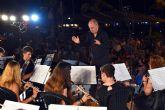 La Banda de Música de Mazarrón clausuró los 'Veranos Musicales' 2018