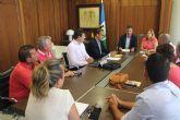 Ayuntamiento y Comunidad analizan el futuro de la Formación Profesional en la localidad