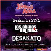 Este fin de semana se celebra el The Juergas Rock en formato reducido (The Juergas Live Adra 2021)