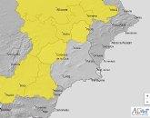 Meteorología mantiene su aviso de tormentas para esta tarde en el Altiplano y el Noroeste