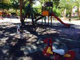 Se reformar� la zona recreativa y de juegos infantiles del parque municipal Marcos Ortiz dentro de los proyectos del Plan de Obras y Servicios�2016