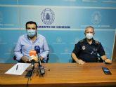 Cehegín activará un Plan Especial de Vigilancia para los días en los que tendrían lugar las Fiestas Patronales