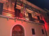 Jumilla iluminará de rojo la fachada del Ayuntamiento y la Plaza del Camionero para concienciar sobre el síndrome de Duchenne