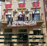Desde el Ayuntamiento de Calasparra se ha lanzado un chupinazo simbólico por la Feria y Fiestas de Calasparra 2020, suspendidas por la COVID-19