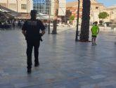 La Policía Local de San Pedro del Pinatar sanciona a 236 personas por no usar adecuadamente la mascarilla