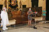 La alcaldesa de Jumilla y el responsable médico del Covid19 informan de nuevas medidas y recomendaciones frente a la pandemia
