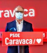 Pepe Moreno pide que se aumente el número de rastreadores