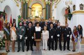 El cuerpo de la Policía Local de Puerto Lumbreras celebra el día de sus Patronos